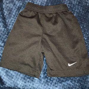 Size-3T Nike basketball shorts